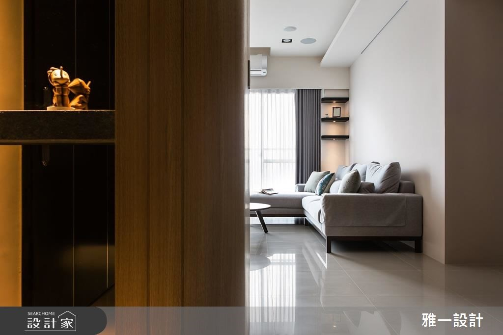 60坪新成屋(5年以下)_人文禪風案例圖片_雅一設計_雅一_08之1