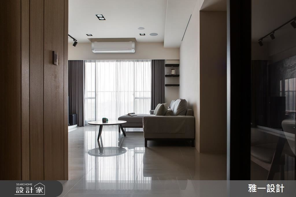 60坪新成屋(5年以下)_人文禪風案例圖片_雅一設計_雅一_08之2