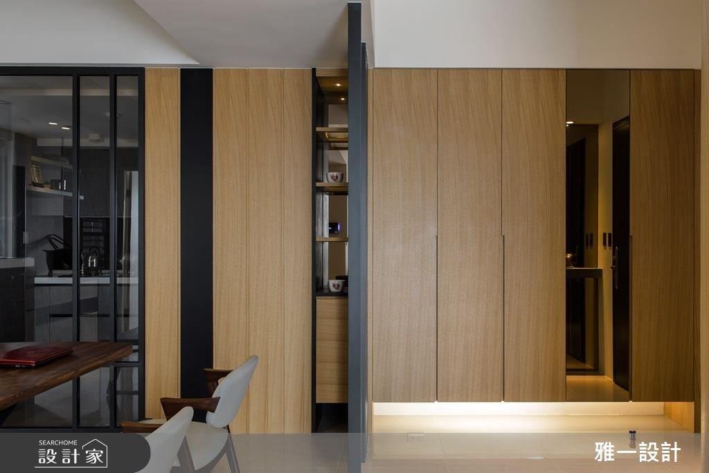 60坪新成屋(5年以下)_人文禪風案例圖片_雅一設計_雅一_08之5