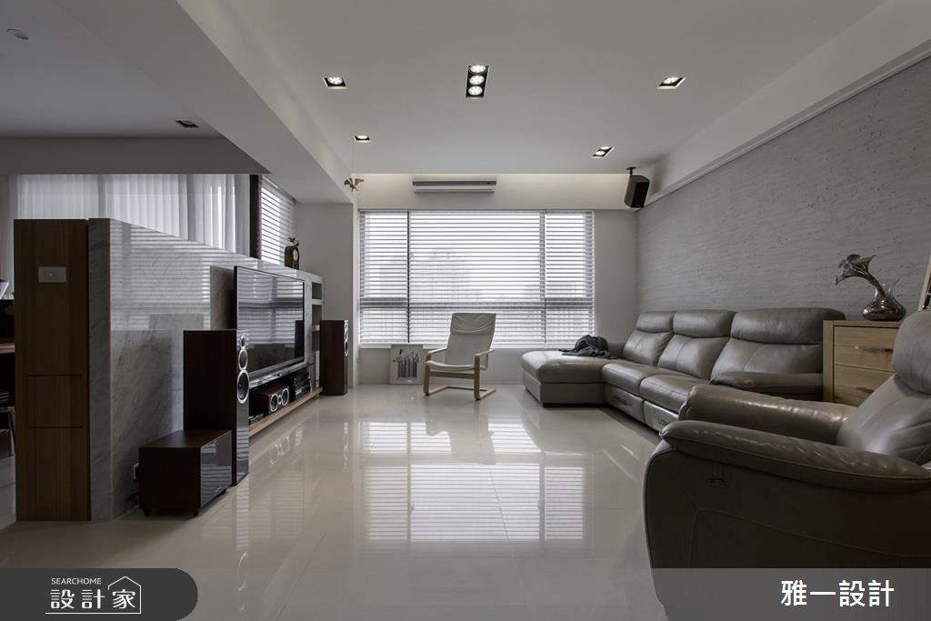 50坪新成屋(5年以下)_現代風案例圖片_雅一設計_雅一_09之1