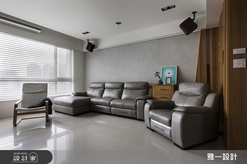50坪新成屋(5年以下)_現代風案例圖片_雅一設計_雅一_09之2