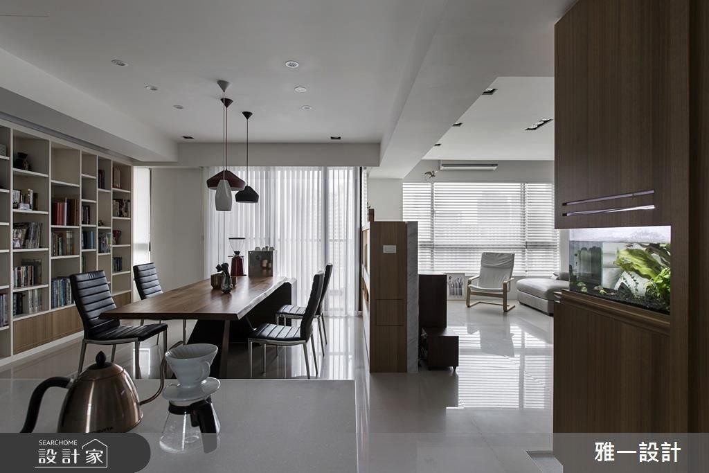 50坪新成屋(5年以下)_現代風案例圖片_雅一設計_雅一_09之4