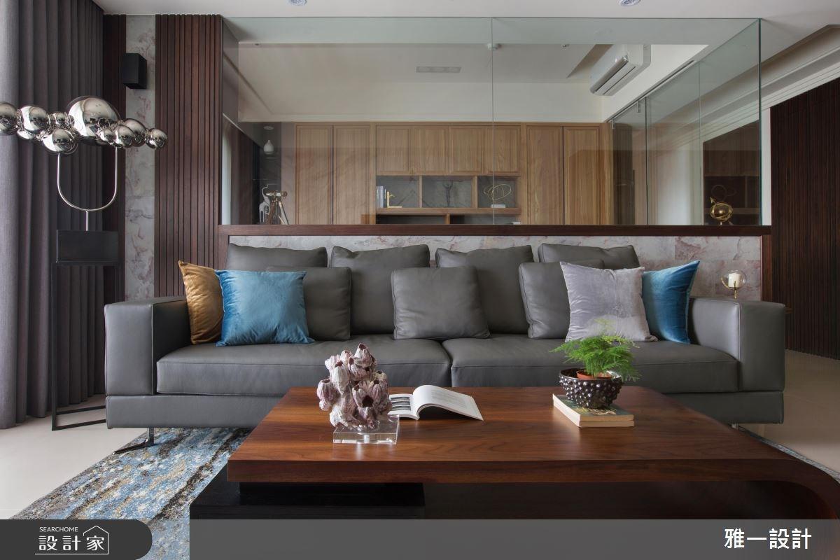 74坪新成屋(5年以下)_現代風案例圖片_雅一設計_雅一_10之2