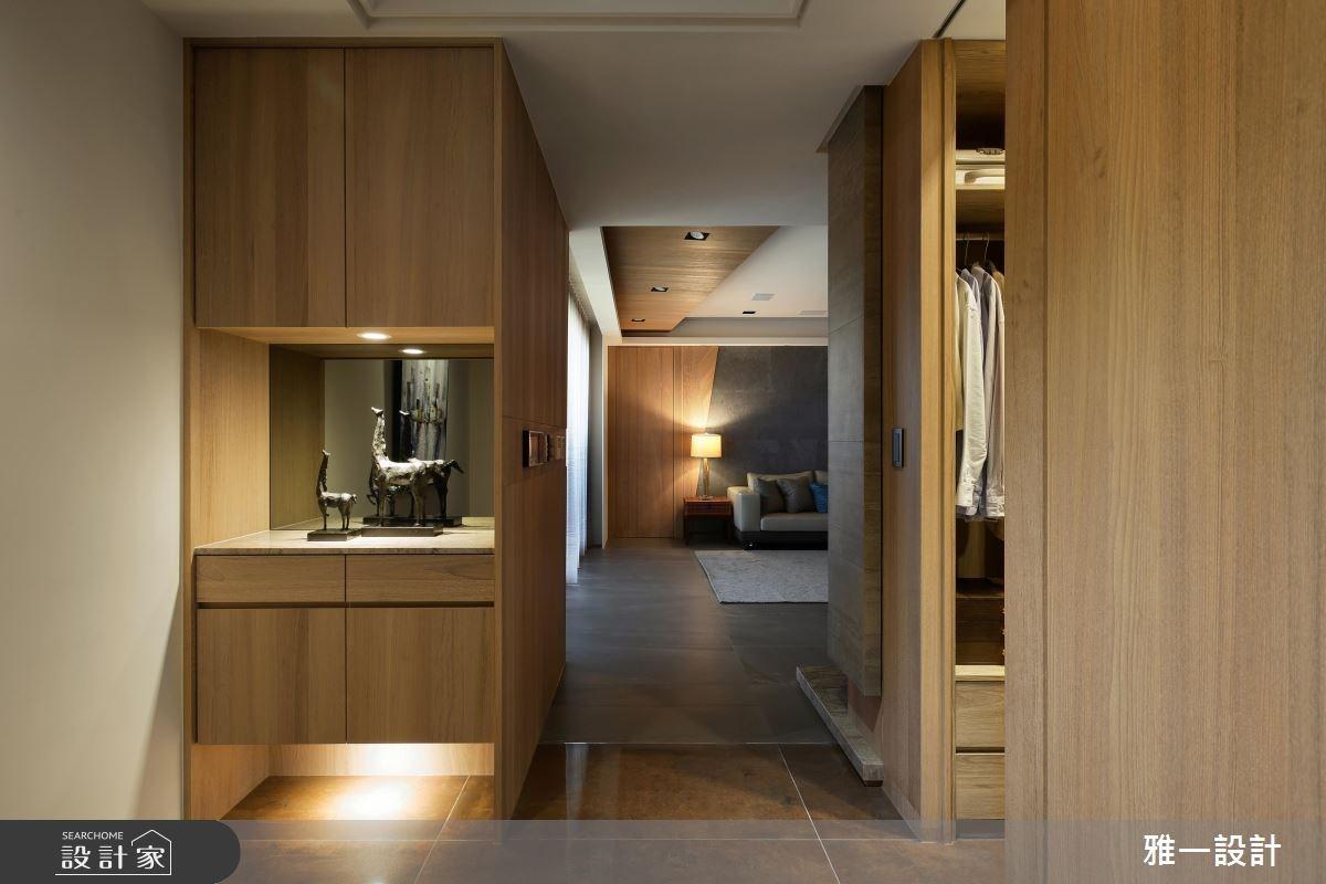 105坪新成屋(5年以下)_現代風案例圖片_雅一設計_雅一_11之1
