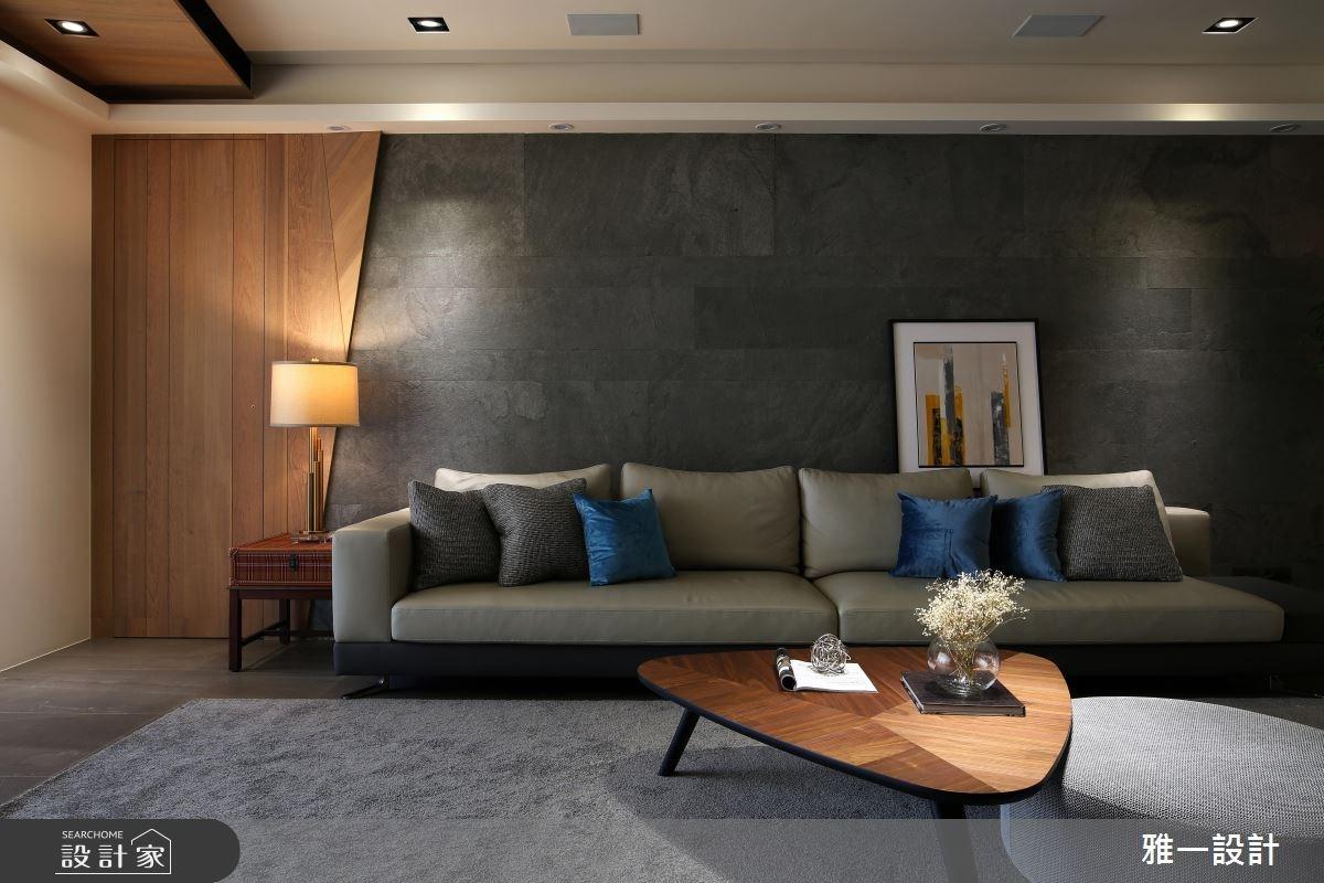 105坪新成屋(5年以下)_現代風案例圖片_雅一設計_雅一_11之4