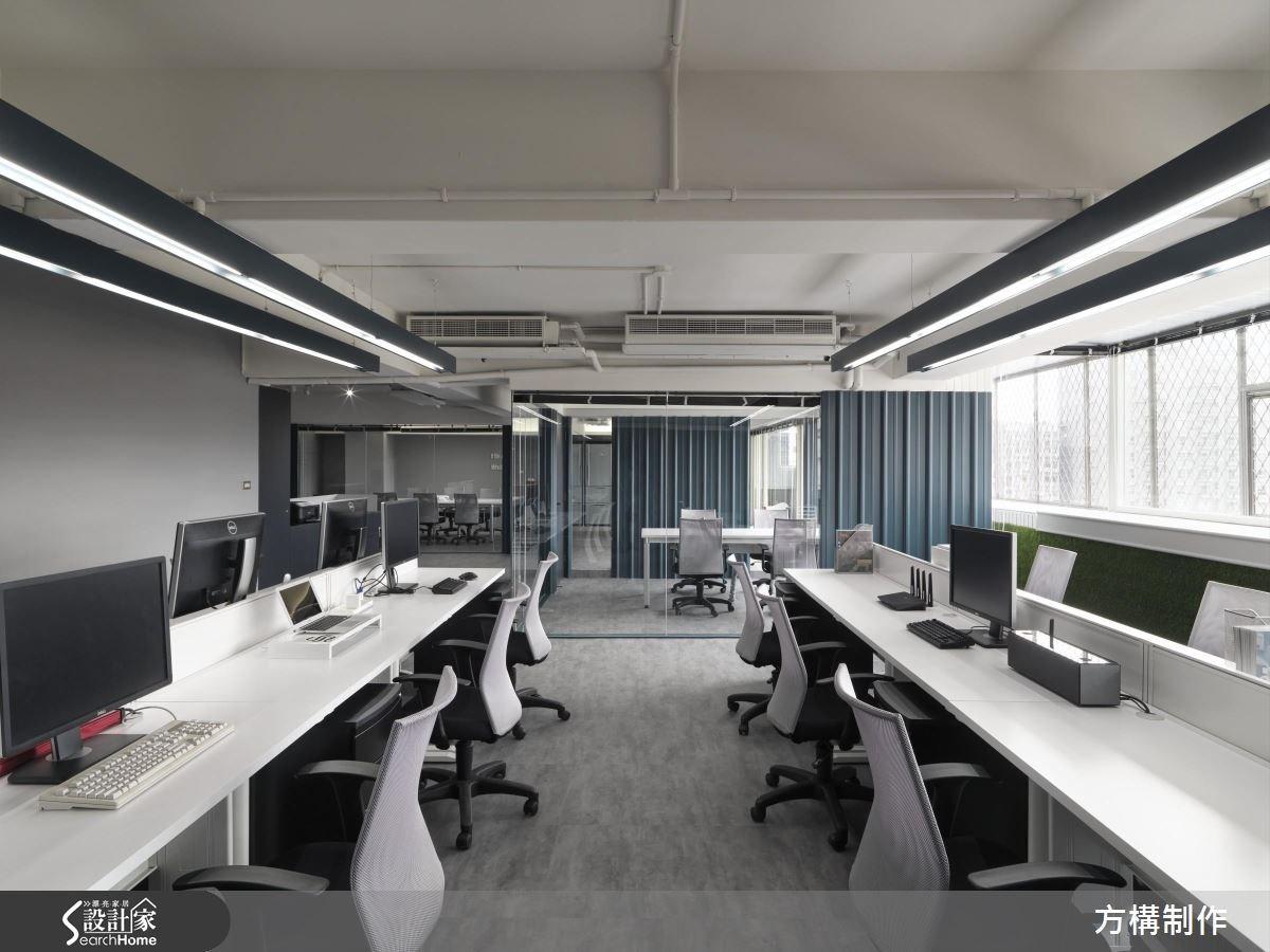 55坪老屋(16~30年)_工業風商業空間案例圖片_方構制作空間設計_方構_04之30