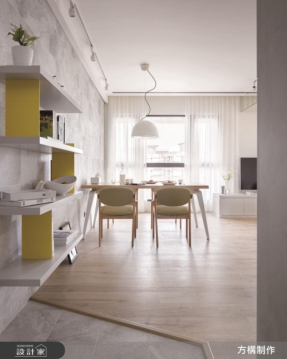 新成屋(5年以下)_北歐風餐廳案例圖片_方構制作空間設計_方構_09之2