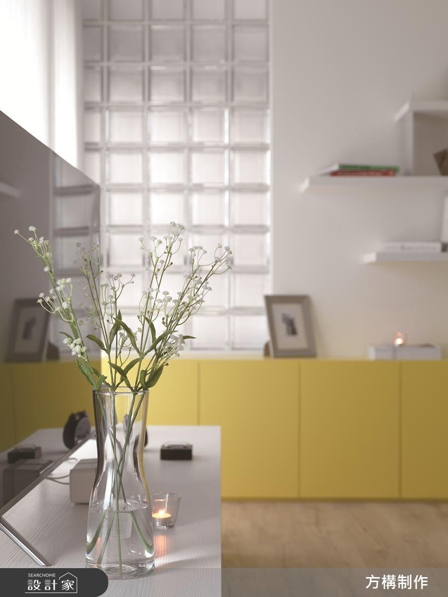 新成屋(5年以下)_北歐風客廳案例圖片_方構制作空間設計_方構_09之10