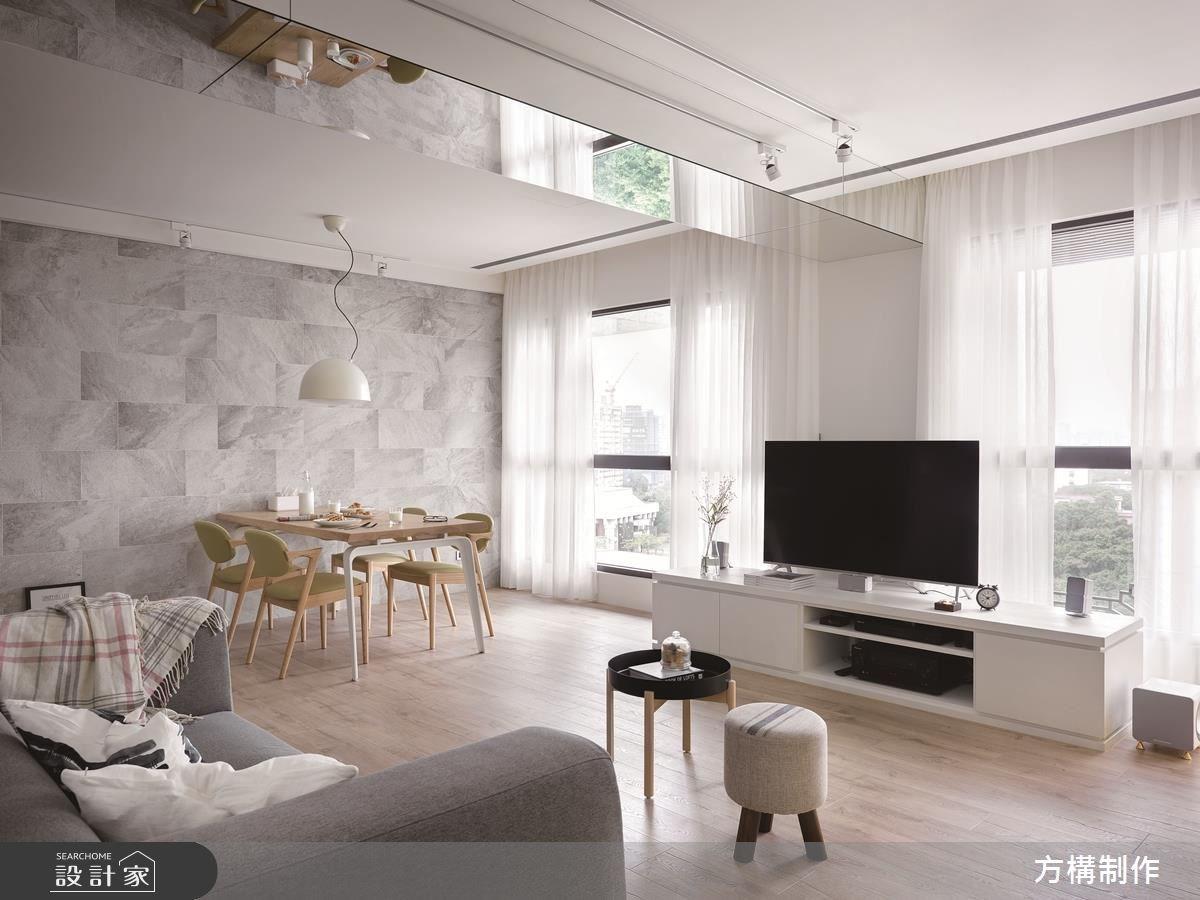 新成屋(5年以下)_北歐風餐廳案例圖片_方構制作空間設計_方構_09之13