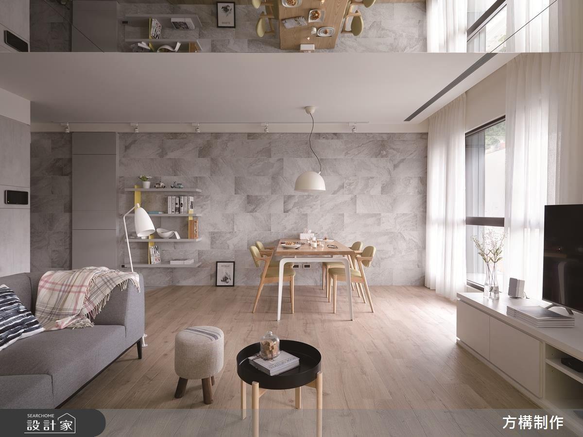 新成屋(5年以下)_北歐風餐廳案例圖片_方構制作空間設計_方構_09之14