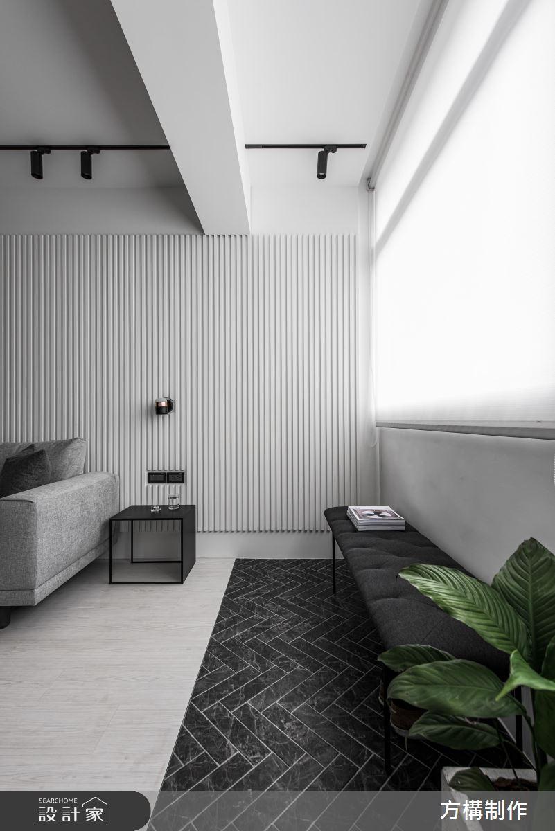 27坪老屋(16~30年)_現代風案例圖片_方構制作空間設計_方構_13之1