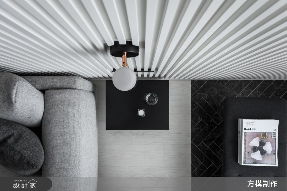 27坪老屋(16~30年)_現代風案例圖片_方構制作空間設計_方構_13之7