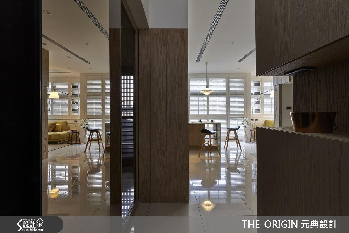 20坪新成屋(5年以下)_北歐風案例圖片_THE ORIGIN 元典設計_元典_03之2