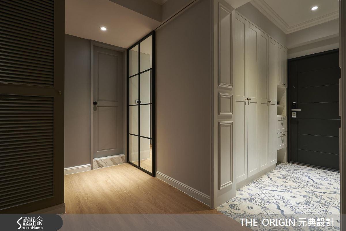 20坪老屋(16~30年)_休閒風案例圖片_THE ORIGIN 元典設計_元典_04之1
