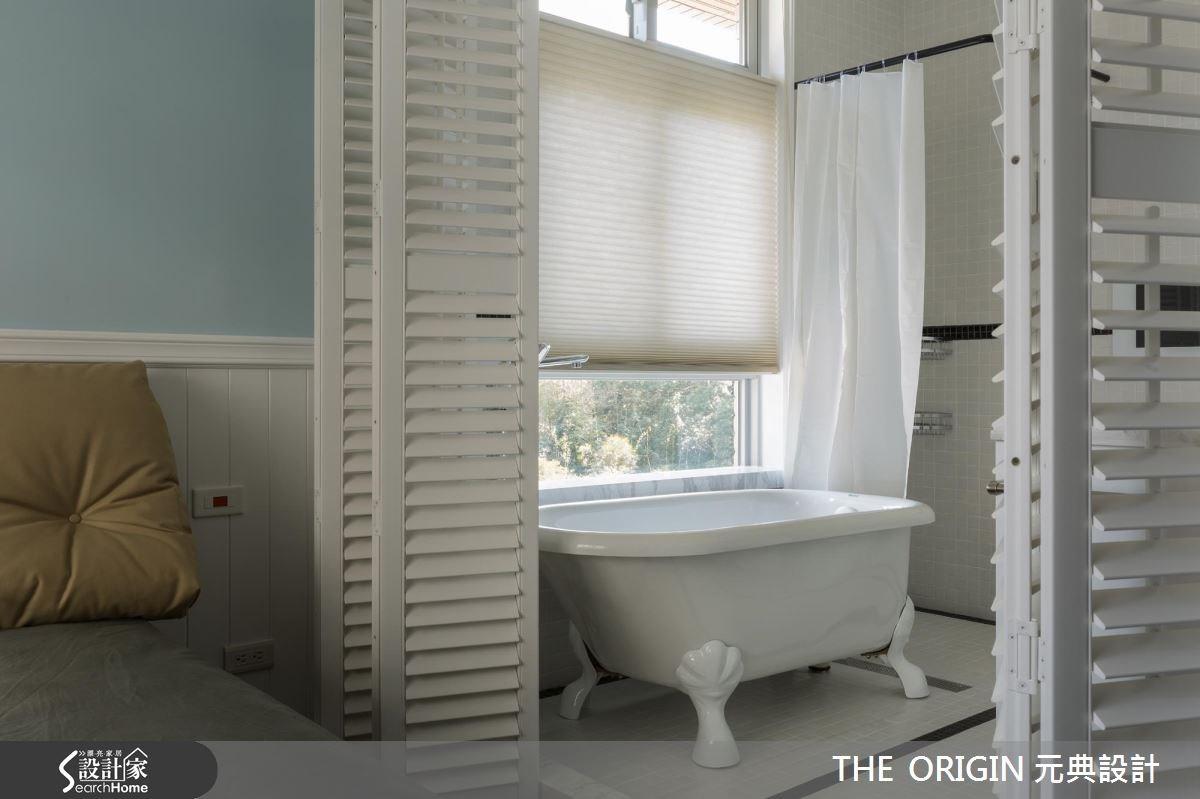 40坪新成屋(5年以下)_新古典浴室案例圖片_THE ORIGIN 元典設計_元典_06之10
