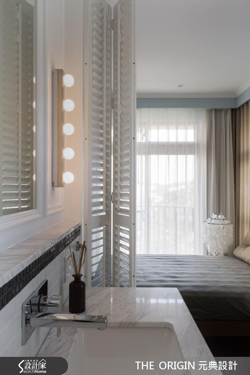 40坪新成屋(5年以下)_新古典浴室案例圖片_THE ORIGIN 元典設計_元典_06之13