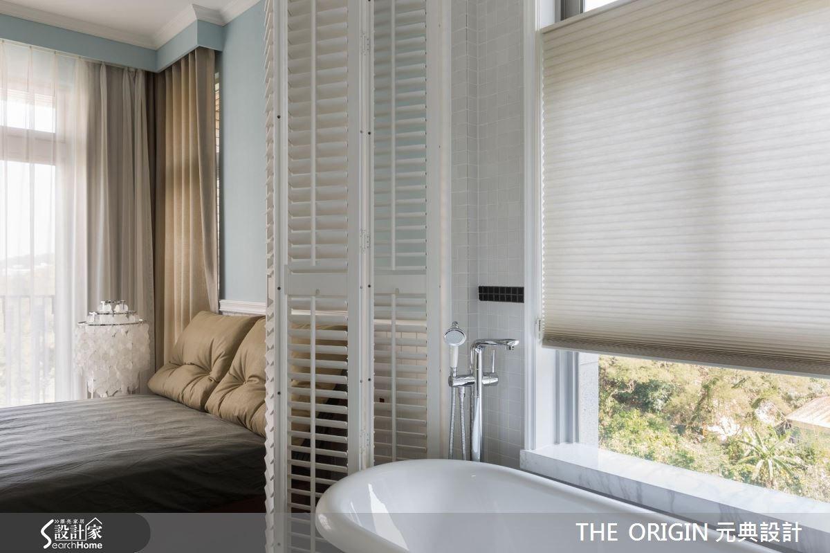40坪新成屋(5年以下)_新古典浴室案例圖片_THE ORIGIN 元典設計_元典_06之14