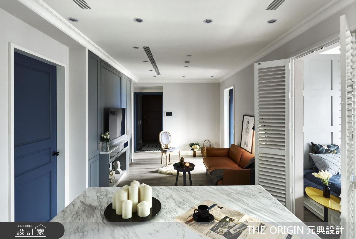 20坪新成屋(5年以下)_北歐風客廳案例圖片_THE ORIGIN 元典設計_元典_17之7