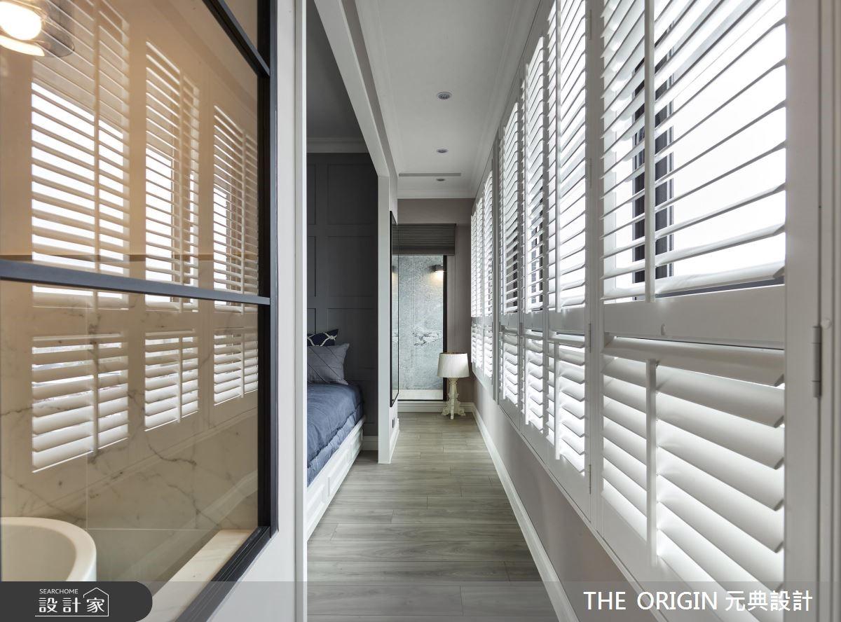 20坪新成屋(5年以下)_北歐風浴室走廊案例圖片_THE ORIGIN 元典設計_元典_17之15
