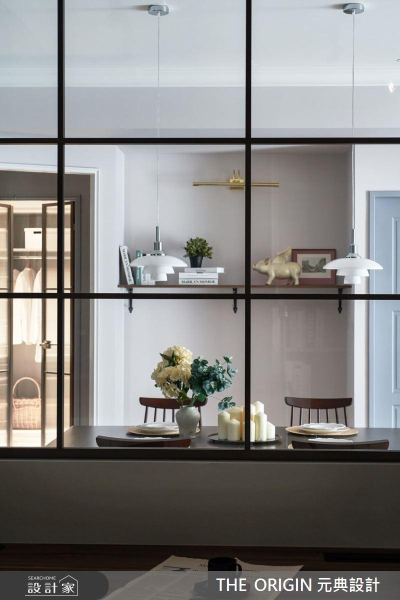 32坪新成屋(5年以下)_美式風餐廳案例圖片_THE ORIGIN 元典設計_元典_21之14