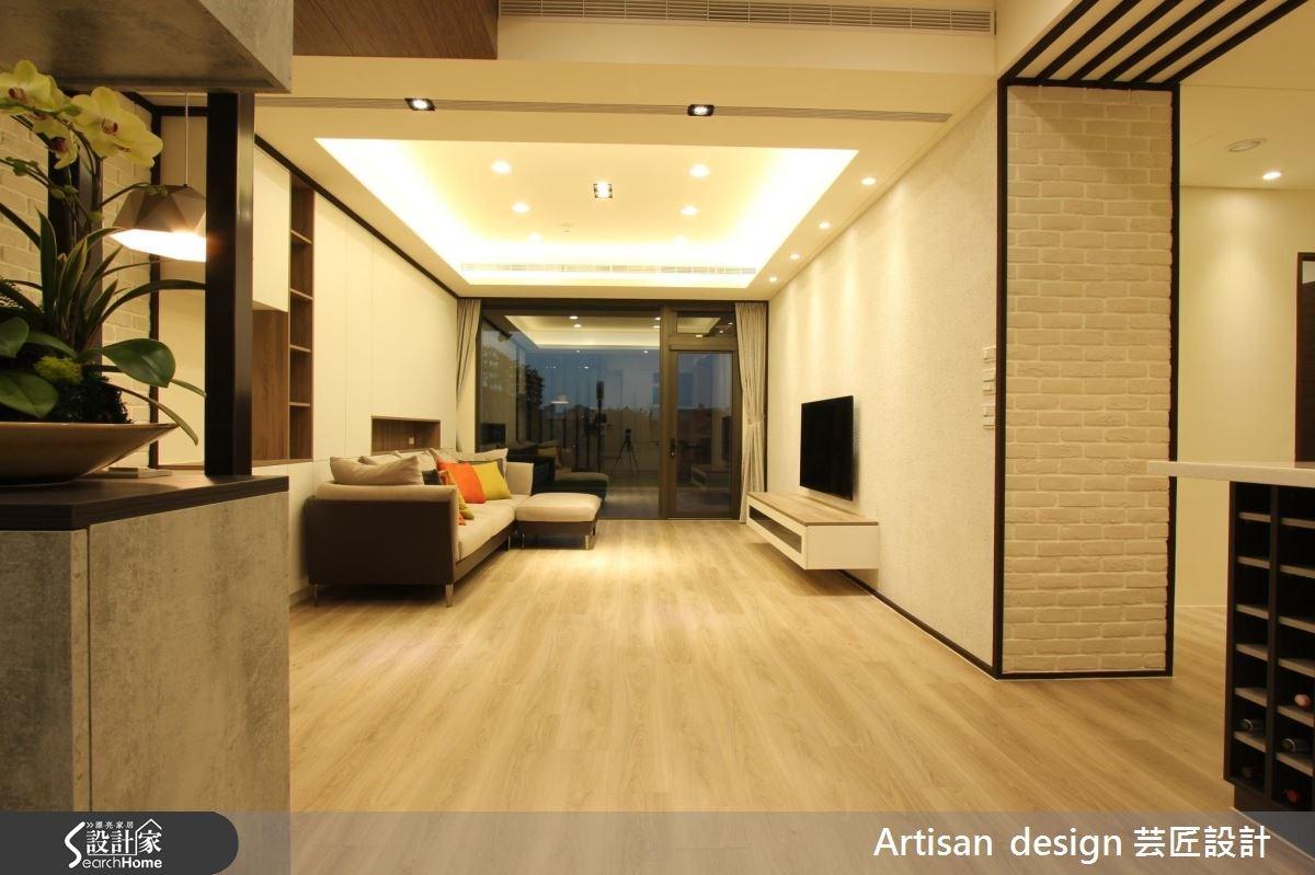 50坪新成屋(5年以下)_混搭風案例圖片_芸匠室內裝修設計有限公司_芸匠_09之3