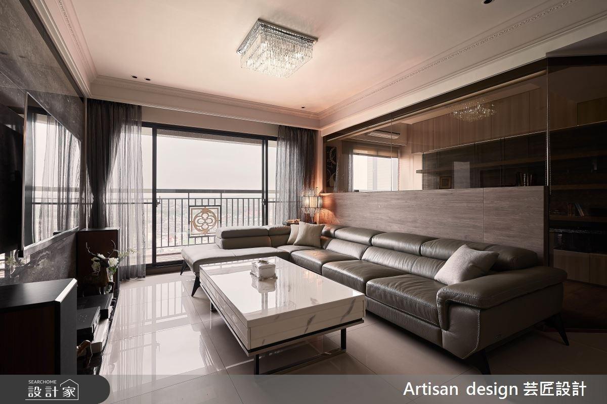 38坪新成屋(5年以下)_混搭風案例圖片_芸匠室內裝修設計有限公司_芸匠_12之3