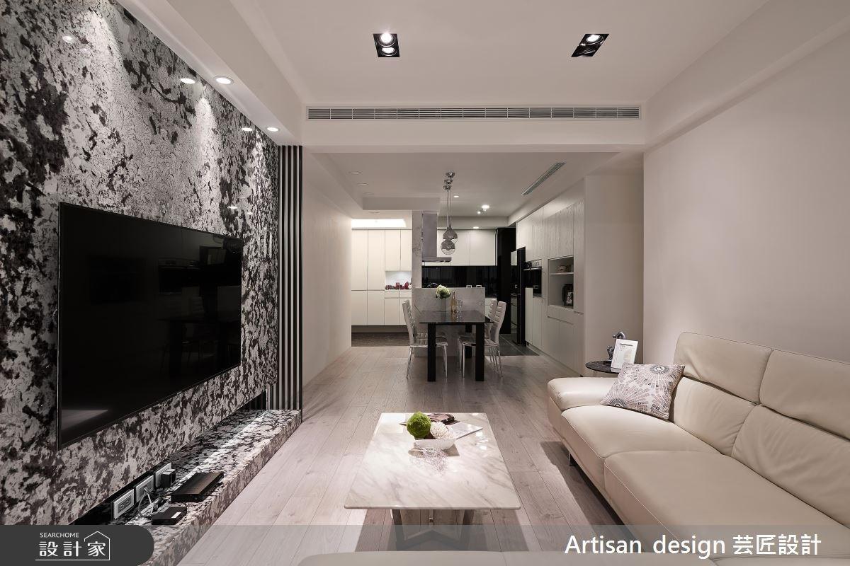 45坪新成屋(5年以下)_混搭風案例圖片_芸匠室內裝修設計有限公司_芸匠_14之4