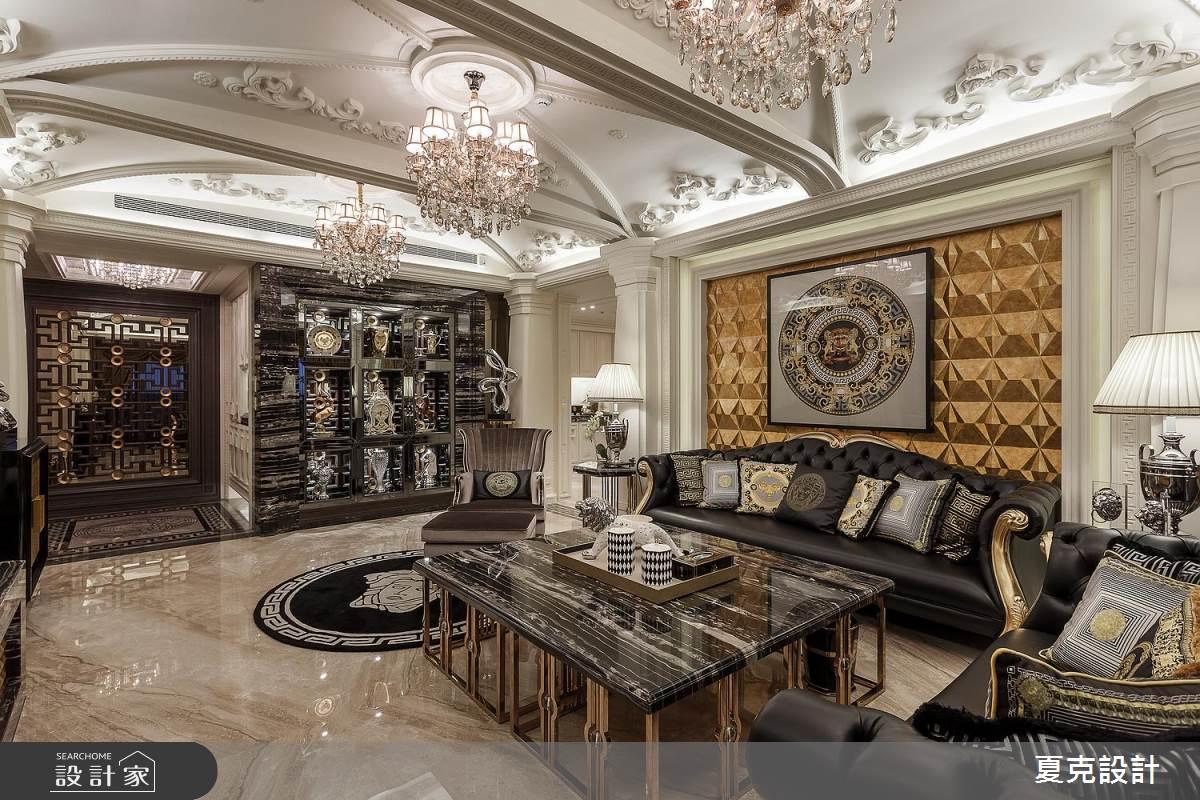 豪宅加碼變宮邸!貨真價實極奢華 體現貴族的生活想像