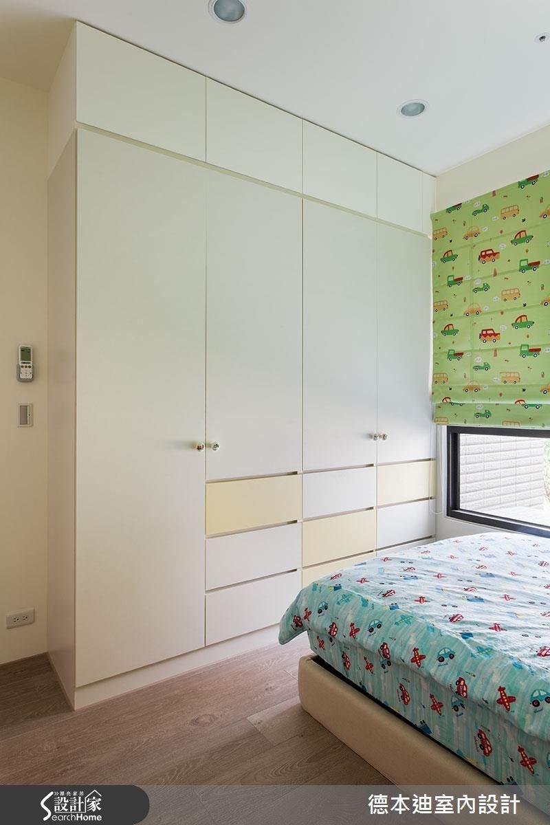 29坪預售屋_美式風案例圖片_德本迪室內設計有限公司_德本迪_02之18