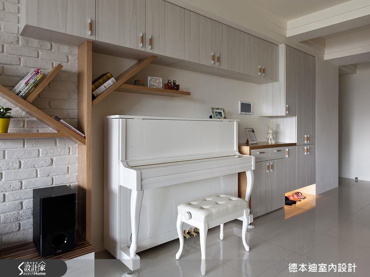 23坪預售屋_北歐風客廳案例圖片_德本迪室內設計有限公司_德本迪_05之4