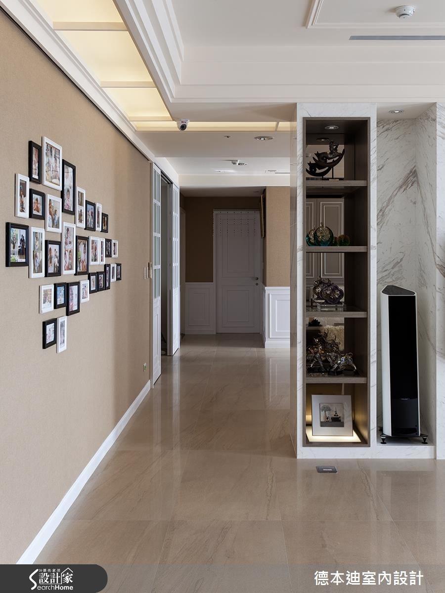 65坪新成屋(5年以下)_新古典餐廳案例圖片_德本迪室內設計有限公司_德本迪_06之14