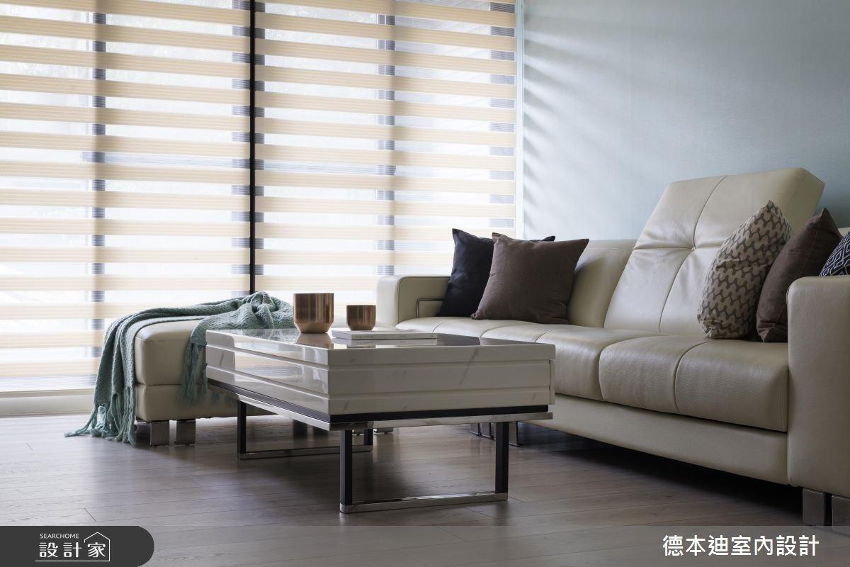 25坪新成屋(5年以下)_現代風客廳案例圖片_德本迪室內設計有限公司_德本迪_14之4