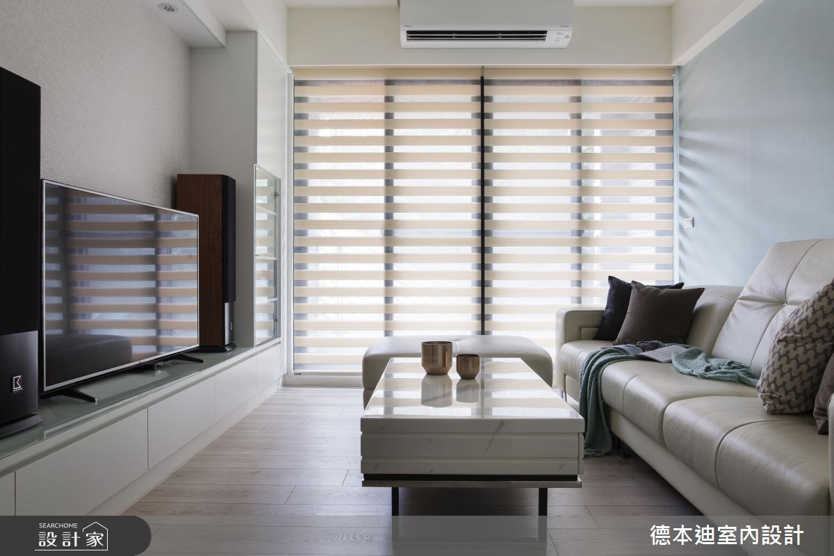 25坪新成屋(5年以下)_現代風客廳案例圖片_德本迪室內設計有限公司_德本迪_14之5