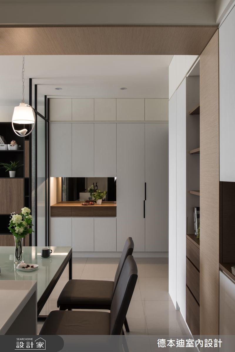 新成屋(5年以下)_混搭風餐廳案例圖片_德本迪室內設計有限公司_德本迪_21之2