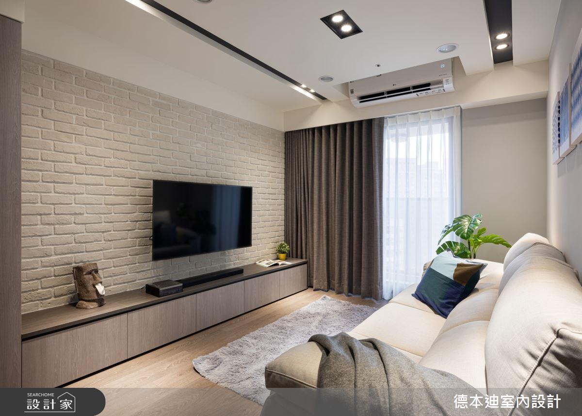 16坪新成屋(5年以下)_現代風案例圖片_德本迪室內設計有限公司_德本迪_31之2
