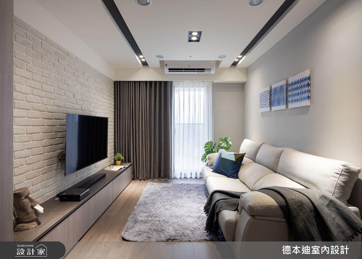 16坪新成屋(5年以下)_現代風案例圖片_德本迪室內設計有限公司_德本迪_31之3