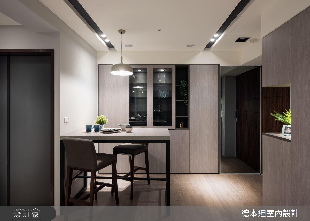 16坪新成屋(5年以下)_現代風案例圖片_德本迪室內設計有限公司_德本迪_31之6
