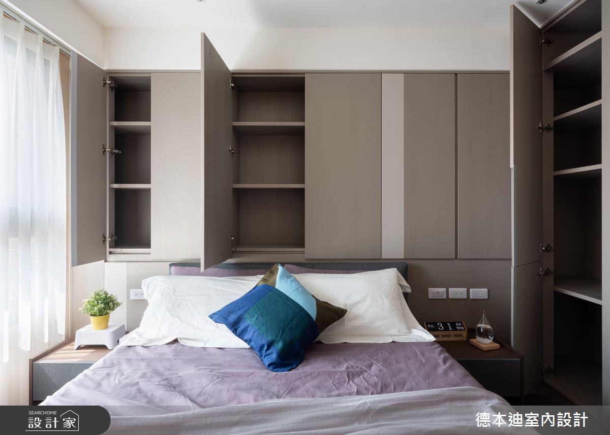 16坪新成屋(5年以下)_現代風案例圖片_德本迪室內設計有限公司_德本迪_31之10