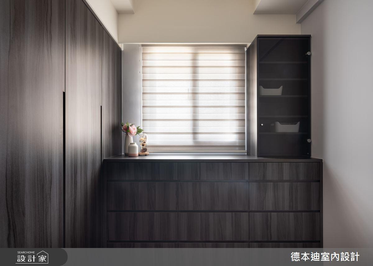 16坪新成屋(5年以下)_現代風案例圖片_德本迪室內設計有限公司_德本迪_31之12