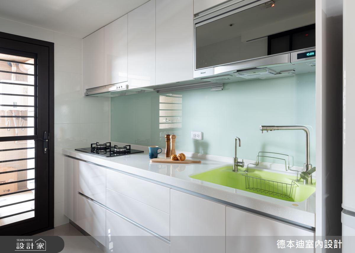 16坪新成屋(5年以下)_現代風案例圖片_德本迪室內設計有限公司_德本迪_31之8