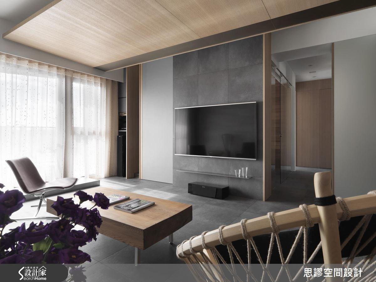 30坪新成屋(5年以下)_混搭風案例圖片_思謬空間設計有限公司_思謬_05之3
