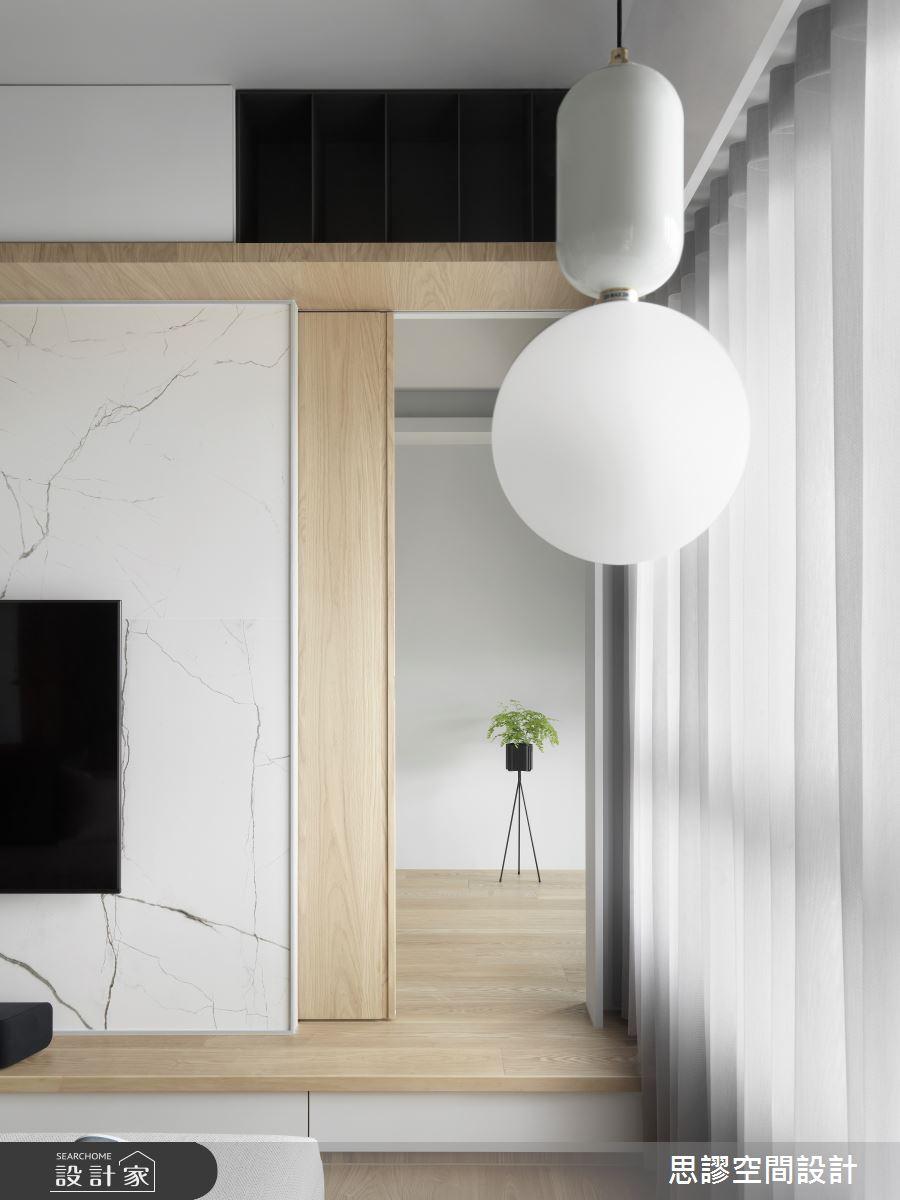18坪新成屋(5年以下)_簡約風案例圖片_思謬空間設計有限公司_思謬_11之3