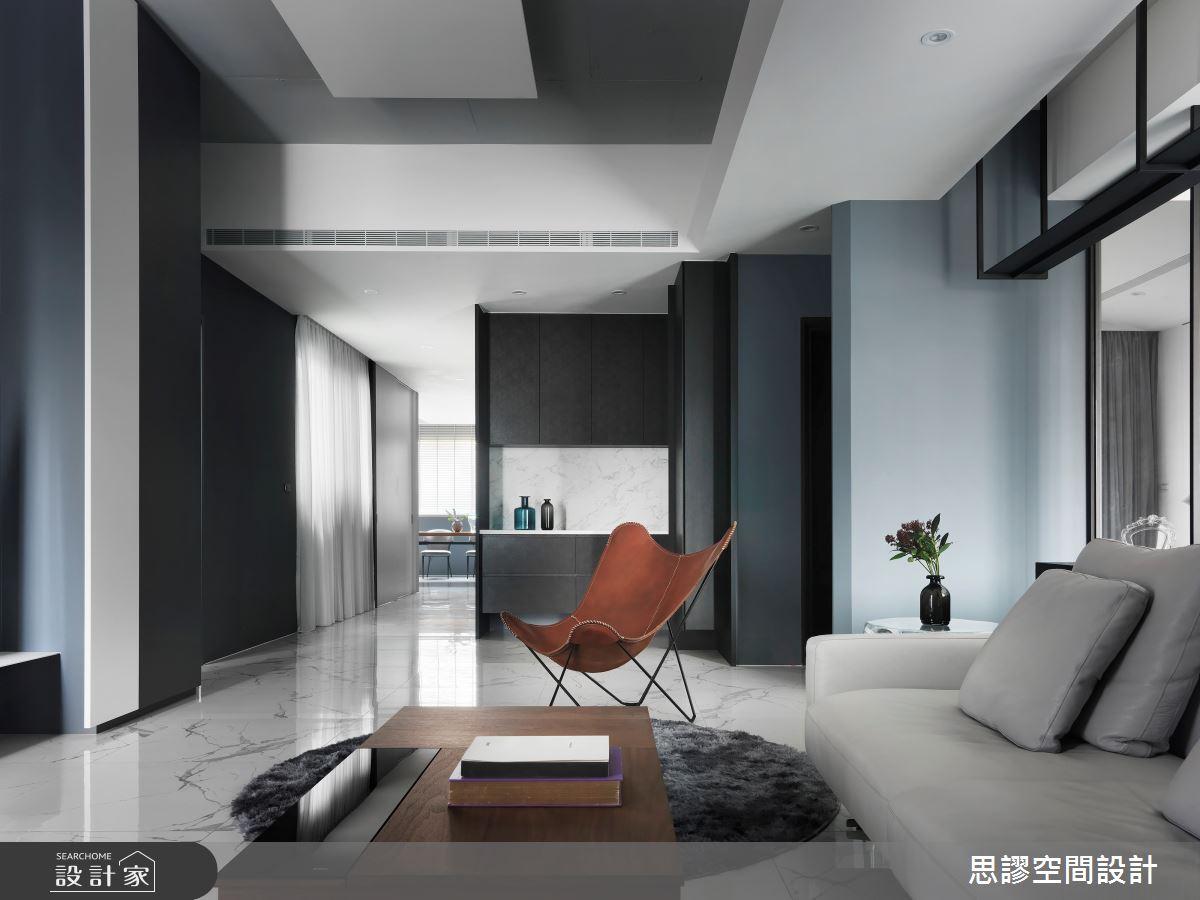 45坪新成屋(5年以下)_簡約風客廳案例圖片_思謬空間設計有限公司_思謬_12之3