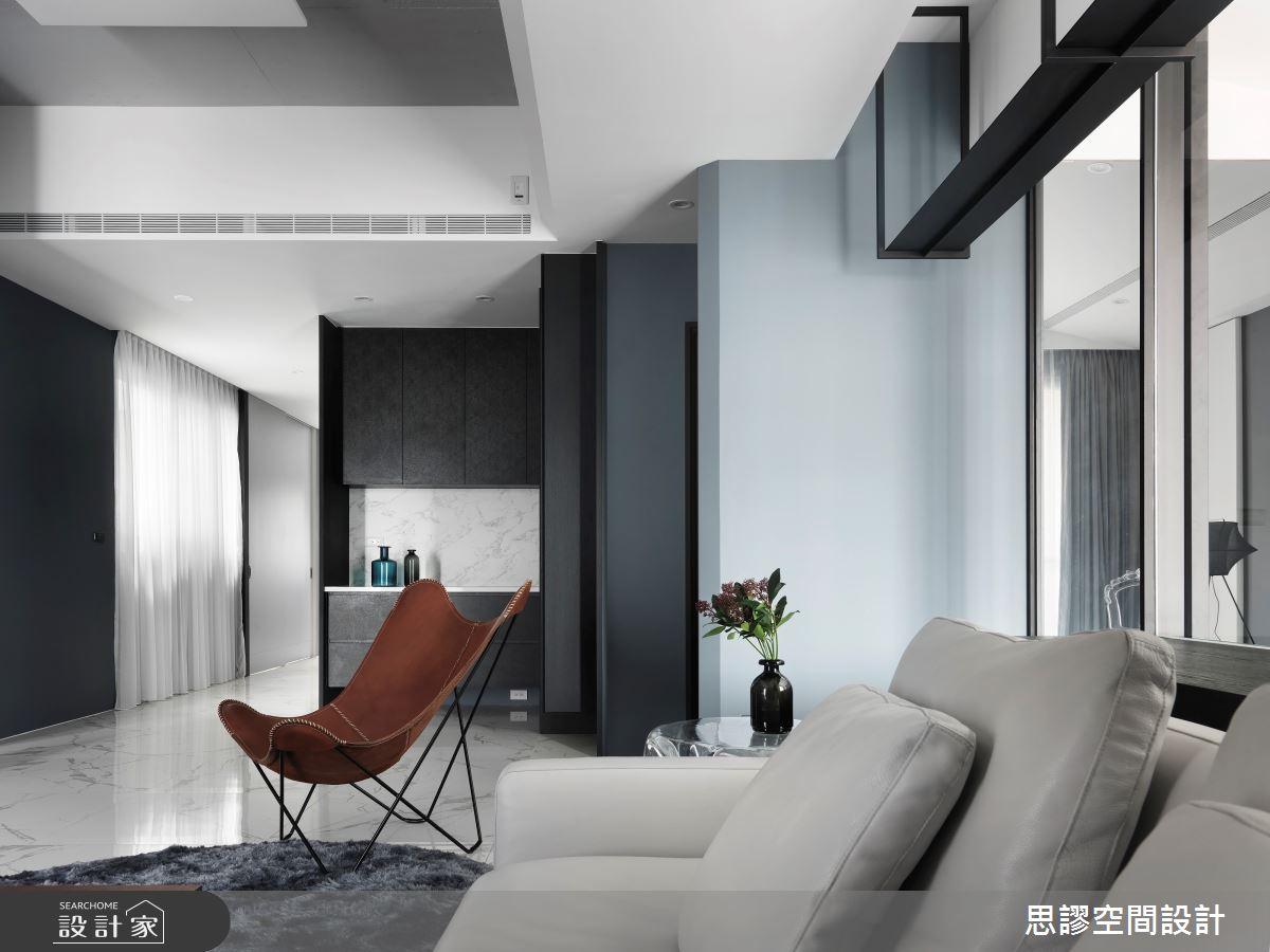 45坪新成屋(5年以下)_簡約風客廳案例圖片_思謬空間設計有限公司_思謬_12之4