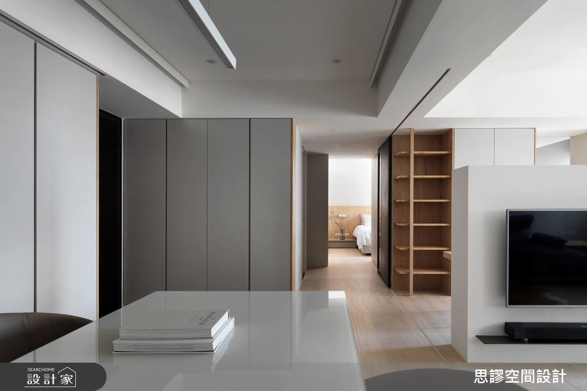28坪新成屋(5年以下)_簡約風餐廳案例圖片_思謬空間設計有限公司_思謬_13之4