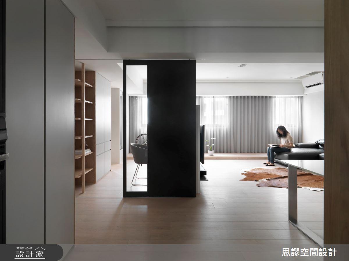 28坪新成屋(5年以下)_簡約風案例圖片_思謬空間設計有限公司_思謬_13之1
