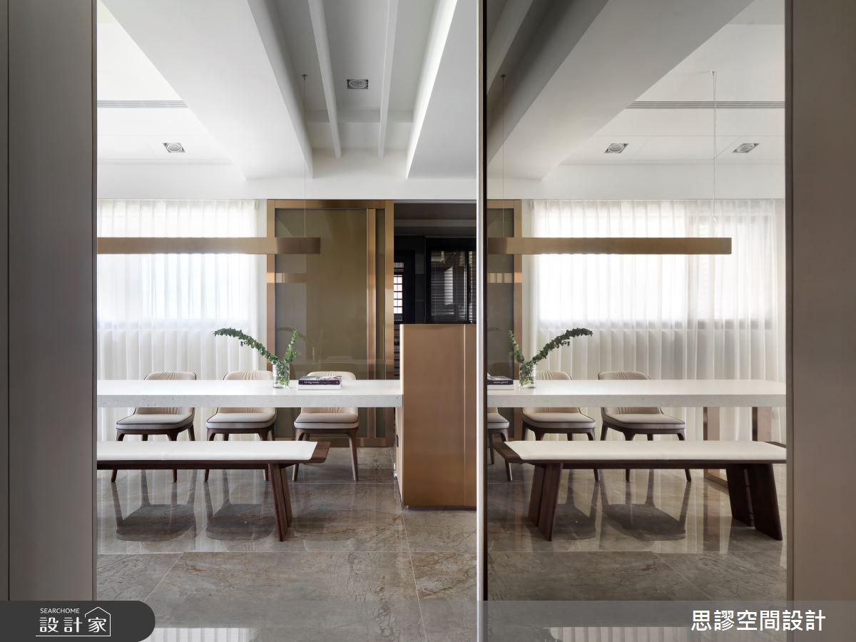 55坪新成屋(5年以下)_奢華風餐廳案例圖片_思謬空間設計有限公司_思謬_14之2