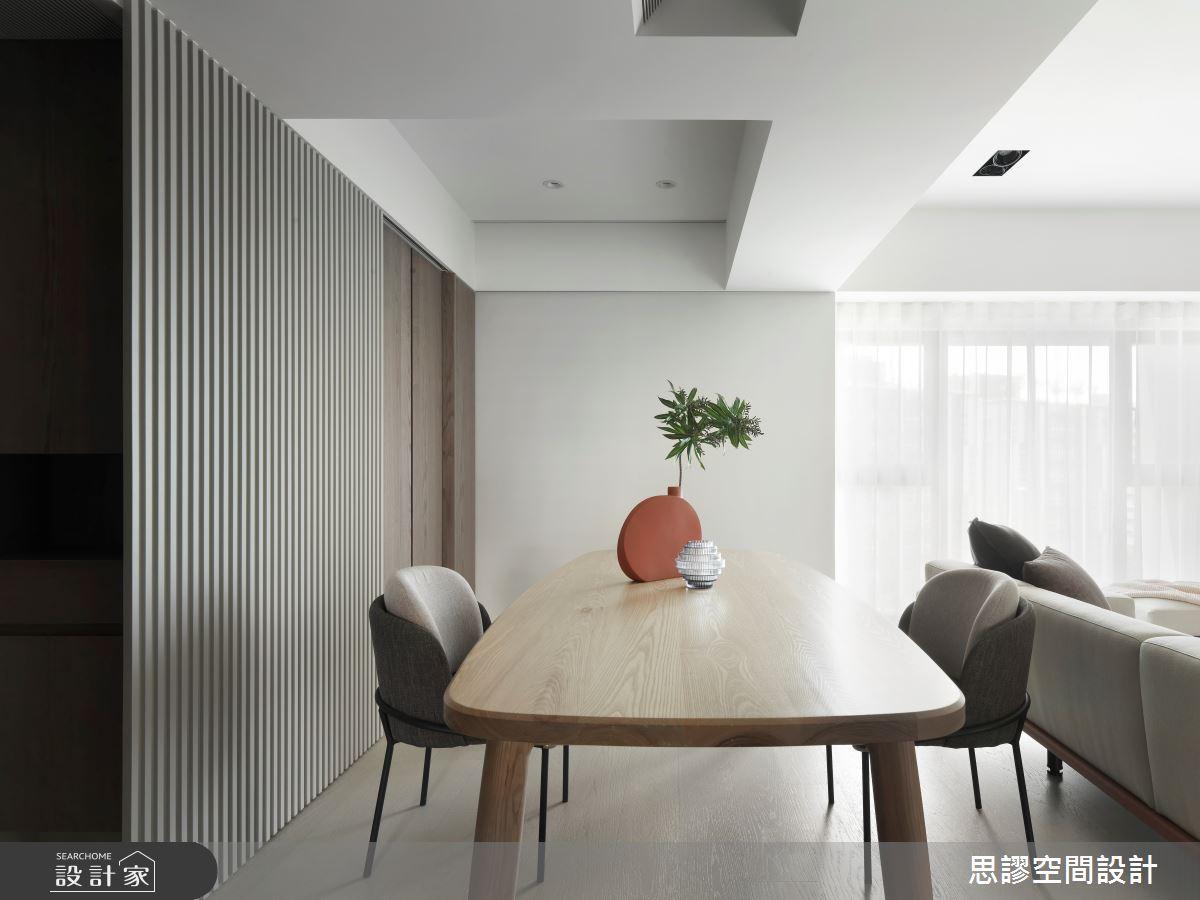 32坪新成屋(5年以下)_簡約風餐廳案例圖片_思謬空間設計有限公司_思謬_15之8