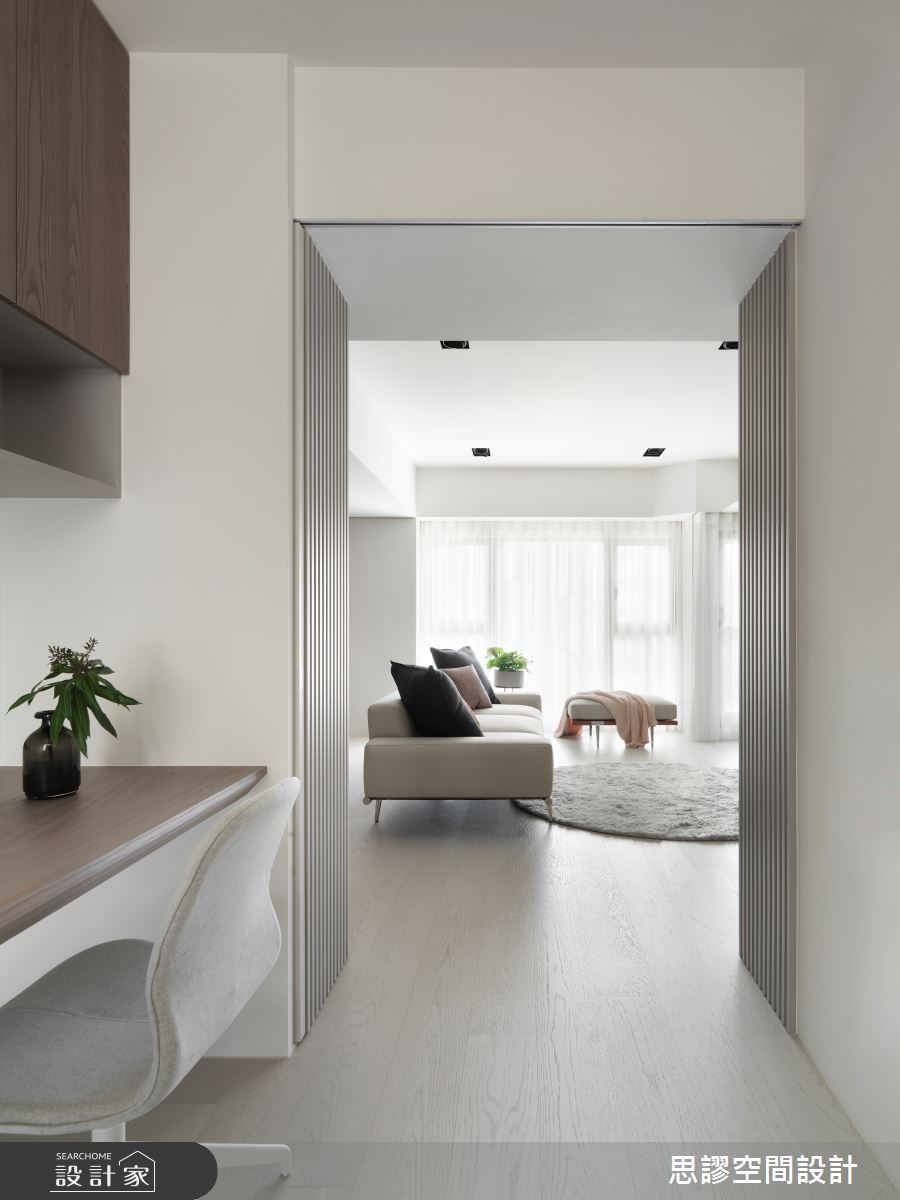 32坪新成屋(5年以下)_簡約風書房案例圖片_思謬空間設計有限公司_思謬_15之9