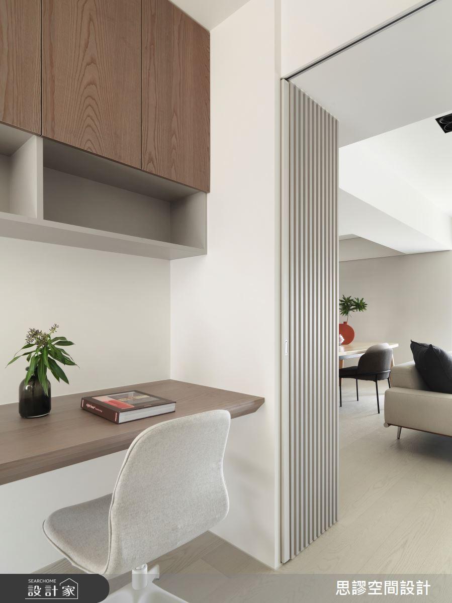 32坪新成屋(5年以下)_簡約風書房案例圖片_思謬空間設計有限公司_思謬_15之10
